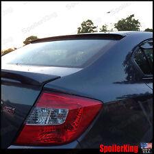 Rear Roof Spoiler Window Wing (Fits: Honda Civic 2012-15 4dr) SpoilerKing