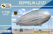 Mark I Models 1/720 Zeppelin LZ127 'Graf Zeppelin' 720-05