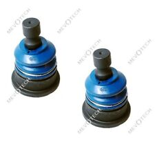 Pair Set Of 2 Front Upper Suspension Ball Joints Mevotech For Trailblazer 02-09