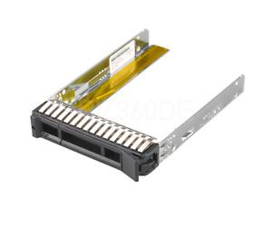 "2.5"" SAS Tray Rahmen für Lenovo ThinkSystem SR650 SR550 SR630 SM17A06246 w/Screw"