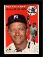 1954 TOPPS #83 JOE COLLINS GOOD YANKEES  *X7204
