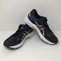 ASICS Womens GEL-Kayano 26 Running Shoes Blue 1012A457 Low Top Mesh Lace Up 7.5