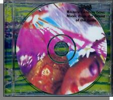 Balinese Gamelan Gong - Music From The Island of the Gods - New 1995 CD!