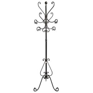 Coat Hangers Hanger Wrought Iron Stand