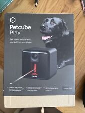 Petcube Play Indoor 1080p Wi-Fi Camera - Matte Silver - Laser Toy - Night Vision