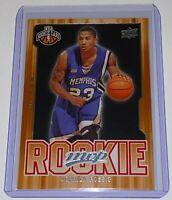 2008-09 Upper Deck MVP Derrick Rose #201 🏀 NBA Rookie Card RC Chicago Bulls 🏀