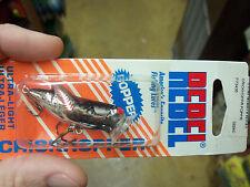 Rebel Crickhopper Popper  P73435 Discontinued by Pradco  Hard to find!!