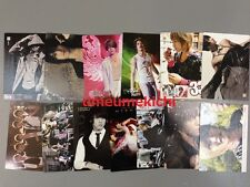 RARE TVXQ DBSK Tohoshinki Hero Jaejoong Jejung official 13 star collection cards