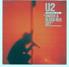 Rare Hard to find Best Sounding U2 Live Under A Blood Red Sky DADC CD DIDX-953