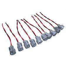 10Pcs IAT Intake Air Temperature Fan Knock Sensor Plug For Honda Integra Civic
