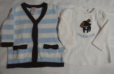 Gymboree Girls Best Friend 3-6 MOnth Sweater Shirt Set NWT