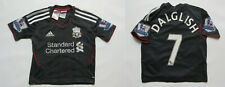 Kenny Dalglish #7 FC LIVERPOOL  jersey shirt ADIDAS  trikot BOY 110cm / 3-4 YRS