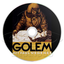 The Golem (Der Golem, wie er in die Welt kam) (1920) Fantasy, Horror Movie (DVD)
