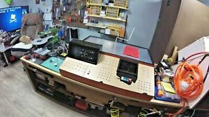Original Star Trek Series Bridge Console, 50% Finished with parts. NOT A KIT!