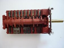 Genuine Miele Selector switch 10CH/138- H147 combination oven- 4758600