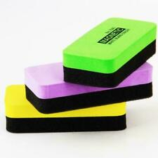 Board Erasers Drawing Draft Eraser Dry-Wipe Marker Whiteboard Cleaner D7M4