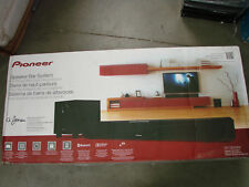 Pioneer SP-SB23W Andrew Jones Bluetooth Sound bar System With Subwoofer  Black