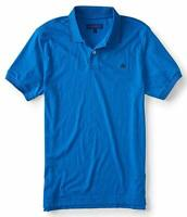 Aeropostale Men's Plain Polo Shirts With Logo