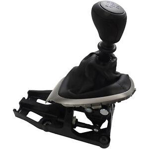 2013-16 Sonic Manual Transmission Shifter 5-Speed Black/Dark Gray Trim 25194233