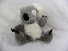 KOALA Full Body Hand Puppet Plush Toy Brown, White Ears by Koala Mate Australia