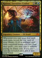 Rashmi, Eternities Crafter FOIL | NM | Prerelease Promo | Magic MTG