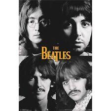 The Beatles - Grid 22x34 Standard Wall Art Poster