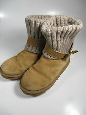 Uggs Womens Boots 7 Tan Winter Boots