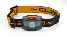 FOX NEW Halo 200 Carp Fishing Headtorch / Headlamp - 200 Lumens - CEI161
