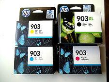 HP 903XL schwarz, 903 cyan magenta gelb OfficeJet Pro 6950 6960 6970