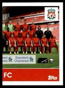 Merlin Premier League 2017 - Liverpool Team photo (2) No.135