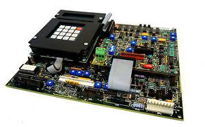 USED GENERAL ELECTRIC F31X300CCHAFG1FR00 BOARD W/ F31X135PRGBBG1 DISPLAY