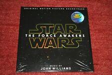 "John William - Star Wars  "" The Force Awakens "" , 2 LP-set mit 3D Hologramme"