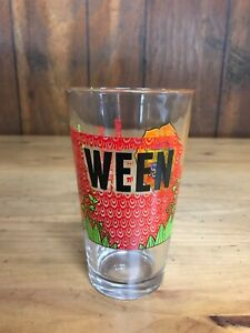 "Sweet Water Brewing Co 420 Fest 2017 Atlanta ""WEEN"" Beer Pint Glass NEW"