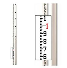 Cstberger 06 816 Leveling Grade Survey Rod Aluminum Alloy16 Foot New In Box