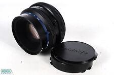 Mamiya 110mm F/2.8 W Lens For Mamiya RZ67 System