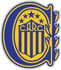 "Rosario Central FC Argentina Football Soccer Car Bumper Sticker Decal 4""X5"""