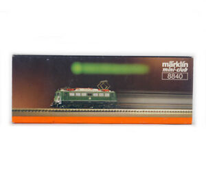MARKLIN MINI-CLUB 8840 Z Gauge DB BR E 140 - 230 , Electric Locomotive *
