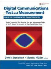 Digital Communications Test and Measurement: High-Speed Physical Layer Character