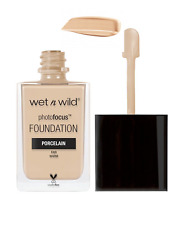 Wet n Wild Photo Focus™ Foundation - Porcelain