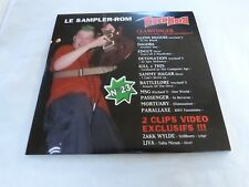 CLAWFINGER - RECIPE FOR HATE - FRENCH EXCLUSIVE CD !!!!!!!!!!