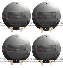 4PCS Diaphragm Fit For Eminence, Yamaha, Carvin, Sonic, PSD2002-8 Drivers 8Ohm