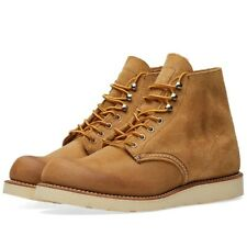 RED WING 8181 ROUND TOE BOOTS HAWTHORNE MULESKINNER US 8 UK 7