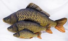 GABY DER KARPFEN Schuppenkarpfen Stofftier 36cm / 64cm / 100cm  Fisch Kissen NEU