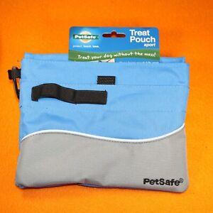 PetSafe Treat Pouch Sport Dog Cat Storage Bag Obedience Training Belt Clip Pack