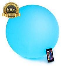 LED RGB Ball Light LOFTEK Shape Waterpoof Cordless Floating Decor Garden Party