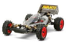 RARE Tamiya 1/10 R/C BLACK SPECIAL AVANTE   Off Road Buggy Racer  Kit 84270