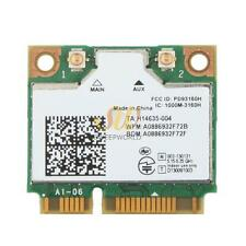 New Laptop Dual Band 3160HMW AC 433M BT V4.0 WIFI Wireless Network Card CA