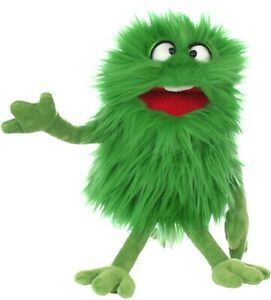 Living Puppets Monstruo To Go Schlick- 35cm+ Con Bolsa de Papel