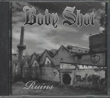 BODY SHOT - RUINS - (brand new cd) - D.I.Y. BODY SHOT
