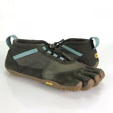 Vibram Five Fingers Shoes 37, 7-7.5 Trek Ascent LR Light Leather Hiking Running